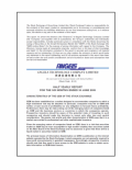 2005 INTERIM REPORT
